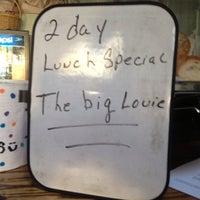 Photo taken at Kathy & Lou's Kitchen by Lou C. on 8/19/2013