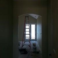 Photo taken at Lake Travis Interior Renovations Shop by Chris B. on 6/19/2013