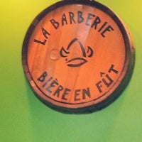 Photo taken at La Barberie by Gloria R. on 6/3/2013