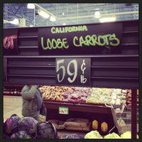 Photo taken at Joe Caputo & Sons Fruit Market by Chris M. on 3/8/2013
