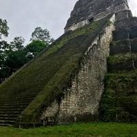 Photo taken at Parque Nacional Tikal by Cory S. on 1/10/2017
