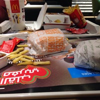 Photo taken at McDonald's by Manaf C. on 2/6/2016