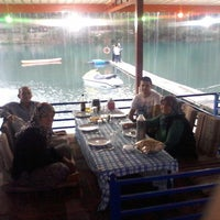 Photo taken at Yörükoğulu restaurant by Ecir A. on 7/9/2014