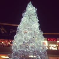 Photo taken at Jockey Plaza by Rocio Y. on 12/9/2012