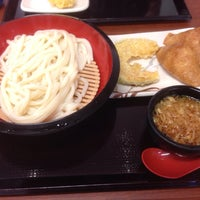 Photo taken at 丸亀製麺 宮崎住吉店 by よん じ. on 6/18/2014