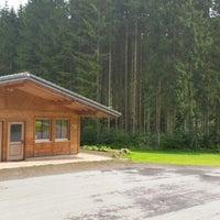 Photo taken at Skilifte  Neuhausen op Eck by Dirk P. on 8/29/2014
