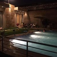 Photo taken at Perla Resort by Gee . on 7/17/2017