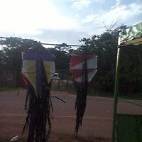 Photo taken at Jardim II by Edione M. on 6/15/2014