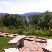 Photo taken at Hotel & Spa Mont Gabriel by Normand R G. on 8/17/2013