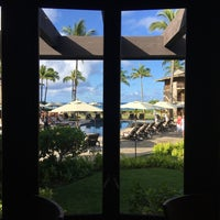 Photo taken at Ko'a Kea Hotel & Resort by Joanne P. on 6/6/2017