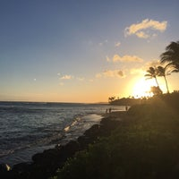 Photo taken at Ko'a Kea Hotel & Resort by Joanne P. on 6/11/2017