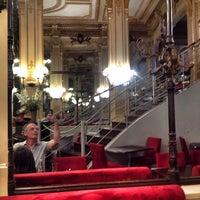 Photo taken at Brasserie Du Commerce by Florian on 8/17/2014