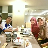 Photo taken at Kazumi Japanese Cuisine by Sufyan N. on 7/9/2016