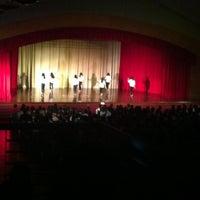 Photo taken at Crescent Girls' School by Chloe N. on 11/15/2014
