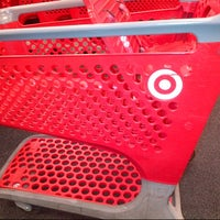 Photo taken at Target by Joy I. on 3/14/2013