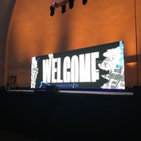 Photo taken at Grand Ballroom by Des T. on 10/4/2017
