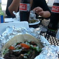 Photo taken at Yuca's Taqueria by Ronald V. on 9/18/2013