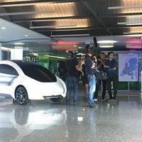 Photo taken at Automotive Campus by Elien D. on 10/13/2017