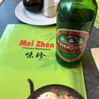 Photo taken at Mei Zhen Noodle Bar by Clare B. on 3/13/2018