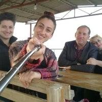 Photo taken at Dәrya Restaranı (Corat) by Shabnam A. on 4/27/2016
