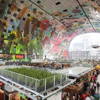 Photo taken at Markthal by Mischa S. on 10/12/2014