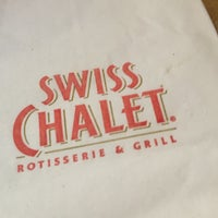 Photo taken at Swiss Chalet by Richard G. on 9/4/2016