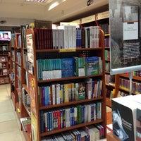 Снимок сделан в Книгарня «Є» пользователем Taras S. 7/24/2014