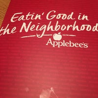 Photo taken at Applebee's Grill + Bar by Mhay S. on 3/31/2018