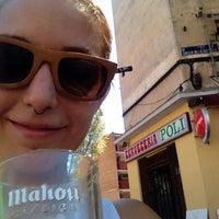Photo taken at bar poli, calle cristo de la victoria by Leila B. on 8/26/2014