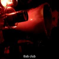 Photo taken at Bab-Club by Edis R. on 7/9/2014