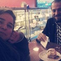 Photo taken at Kadınhanı inci pastanesi by Damla on 1/13/2015