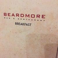 Photo taken at Beardmore Bar & Restaurant by OleG S. on 11/9/2016