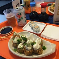 Photo taken at Genki | Sushifast by Marcio B. on 6/11/2014