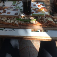 Photo taken at Barış Pide & Pizza Evi by Emrah A. on 3/21/2016