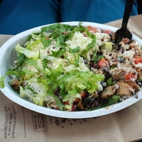 Photo taken at Chipotle Mexican Grill by Brittany M. on 8/26/2013