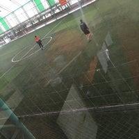 Photo taken at Galatasaray Futbol Okulu by Ahmet Kadir G. on 5/21/2016
