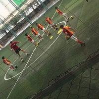 Photo taken at Galatasaray Futbol Okulu by Ahmet Kadir G. on 6/26/2016