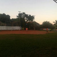 Photo taken at cancha ka'aguy'y rory by Renato A. on 6/21/2014