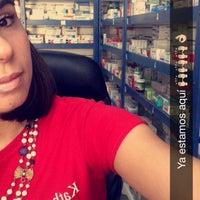 Photo taken at Farmacia Guaraguanó by Katerin A. D. on 10/29/2015