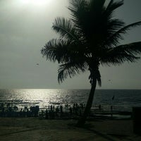 Photo taken at Bandstand Promenade by Netra P. on 5/8/2016