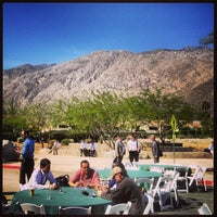 Photo taken at Palm Springs Convention Center by Andrew K on 3/25/2013