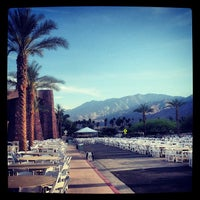 Photo taken at Palm Springs Convention Center by Andrew K on 3/27/2013
