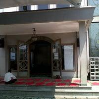 Photo taken at Masjid Al Hasanah by Oq C. on 8/16/2013