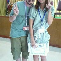 Photo taken at Banplatubtim Resort by Tangkwa O. on 9/23/2012