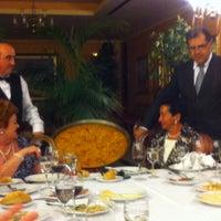 Foto tomada en Restaurante La Noria por Begona S. el 5/4/2013