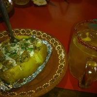 Photo taken at Las Papotas by Karen Elizabeth G. on 6/8/2014
