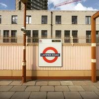 Photo taken at Latimer Road London Underground Station by Dimitris K. on 10/14/2015