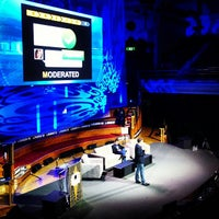 Photo taken at LeWeb London by Dimitris K. on 6/6/2013