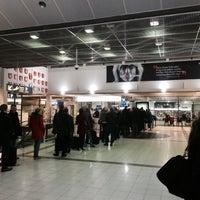 Photo taken at Turku Airport (TKU) by Pasi A. on 11/23/2015