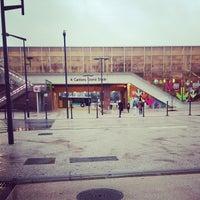 Photo taken at Université Lille 1 by Thomas A. on 12/22/2012